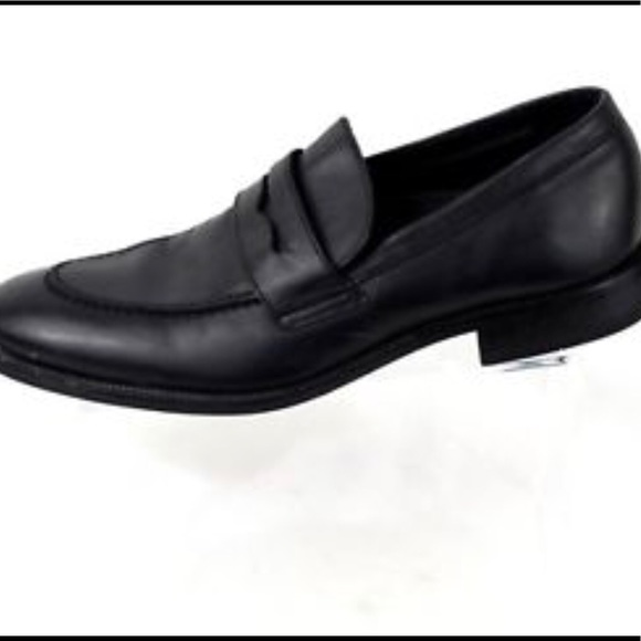 Cole Haan Black Penny Loafer Wnike Air